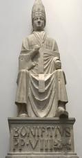 Arnolfo di Cambio 'St Boniface'